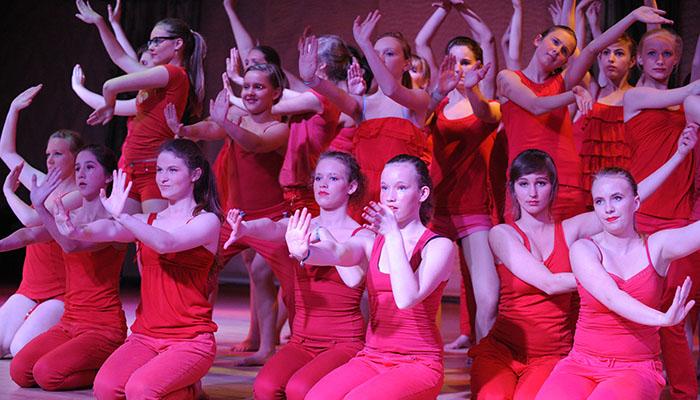 Dansfeest 2012