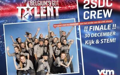 Indira naar de finale van Belgium 's Got Talent